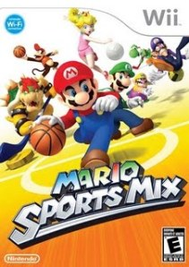 Download Mario Sports Mix | Nintendo WII |