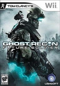 Download Tom Clancy's Ghost Recon | Nintendo WII |