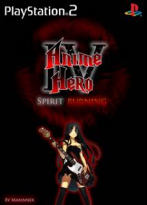 Anime Hero 4 Spirit Burning: PS2 Download Games Grátis