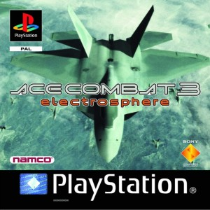 Ace Combat 3: Electrosphere: PS1 Download Games Grátis