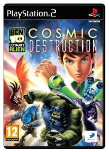 Baixar Ben 10 Ultimate Alien: Cosmic Destruction: PS2 Download jogos Grátis