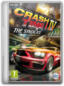Crash Time 4 The Syndicate + Crack - PC