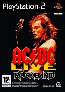 Rock Band AC/DC Live: PS2 Download Games Grátis