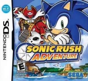 Sonic Rush Adventure: NDS Download Games Grátis