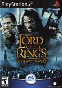 The Lord of the Rings: The Two Towers: PS2 Download Games Grátis