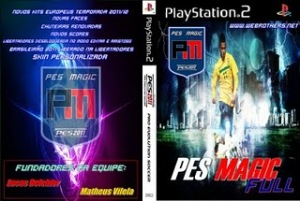 PES MAGIC FULL Pes 2011: PS2 Download games grátis