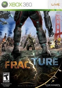 Fracture: Xbox 360 Download games grátis