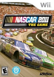 NASCAR 2011 The Game USA: Wii Download games grátis