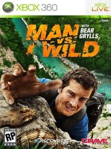 Man Vs Wild (Xbox 360) Download games grátis