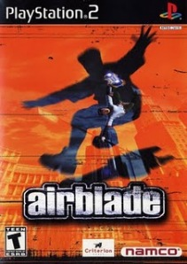 AirBlade: PS2 Download games grátis