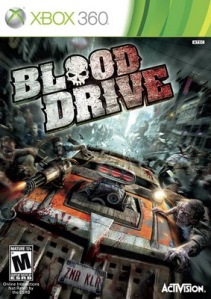 Blood Drive (Xbox 360) Download games grátis
