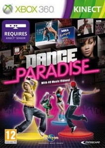 Dance Paradise: Xbox 360 Download games grátis