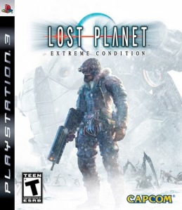 Lost Planet Extreme Condition (PS3) Download games grátis