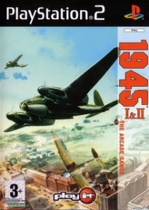 1945 I & II: The Arcade Games: PS2 Download games grátis