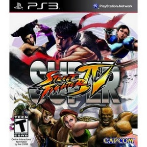 Super Street Fighter IV Arcade Edition: PS3 Download games grátis