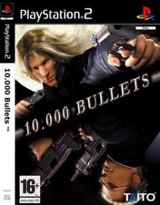10.000 Bullets: PS2 Download games grátis