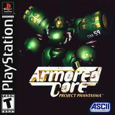 Armored Core: Project Phantasma: PS1