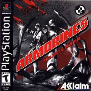 Armorines: Project S.W.A.R.M: PS1