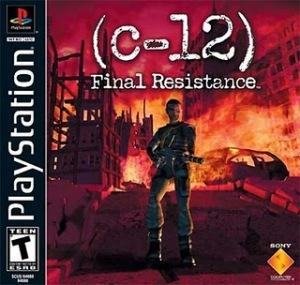 C-12 Final Resistance: PS1