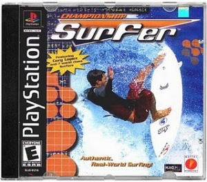Championship Surfer: PS1
