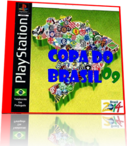 Copa do Brasil 09: PS1