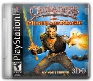 Crusaders of Might and Magic: PS1
