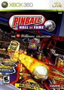 Williams Pinball Classics: Xbox 360