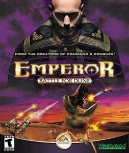 Emperor Battle For Dune: PC