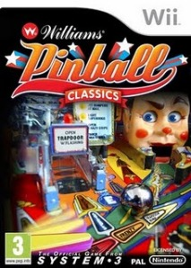 Williams Pinball Classics (2011): Wii