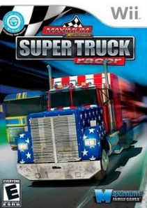 Maximum Racing: Super Truck Racer: Wii