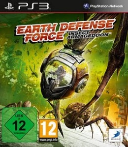Earth Defense Force: Insect Armageddon: PS3