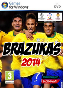 Pes 2011 Patch Brazukas 2014 v.3.6: PC