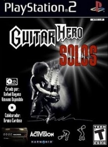 Guitar Hero Solos: PS2