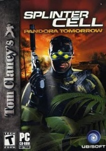 Tom Clancy's Splinter Cell: Pandora Tomorrow: PC
